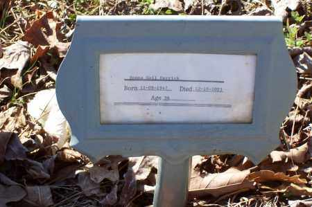 DERRICK, DONNA GAIL - Garland County, Arkansas | DONNA GAIL DERRICK - Arkansas Gravestone Photos