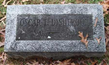 DISHEROON, OSCAR E. - Garland County, Arkansas | OSCAR E. DISHEROON - Arkansas Gravestone Photos