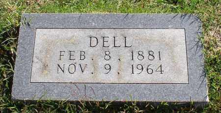 DODSON, DELL - Garland County, Arkansas | DELL DODSON - Arkansas Gravestone Photos