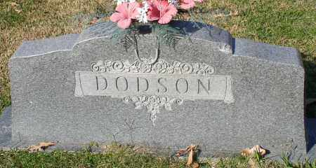 DODSON, FAMILY MARKER - Garland County, Arkansas | FAMILY MARKER DODSON - Arkansas Gravestone Photos