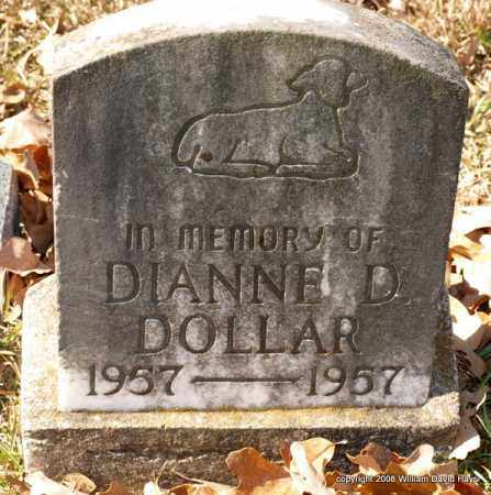DOLLAR, DIANNE D. - Garland County, Arkansas | DIANNE D. DOLLAR - Arkansas Gravestone Photos