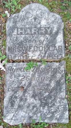 DOLLAR, HARRY - Garland County, Arkansas | HARRY DOLLAR - Arkansas Gravestone Photos