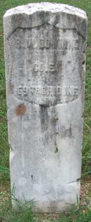DOWNING (VETERAN UNION), R. W. - Garland County, Arkansas | R. W. DOWNING (VETERAN UNION) - Arkansas Gravestone Photos