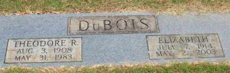 DUBOIS, ELIZABETH - Garland County, Arkansas | ELIZABETH DUBOIS - Arkansas Gravestone Photos
