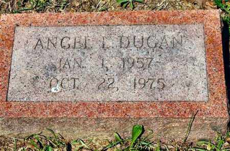 DUGAN, ANGEL L. - Garland County, Arkansas | ANGEL L. DUGAN - Arkansas Gravestone Photos