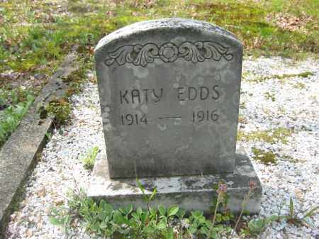 EDDS, KATY - Garland County, Arkansas | KATY EDDS - Arkansas Gravestone Photos