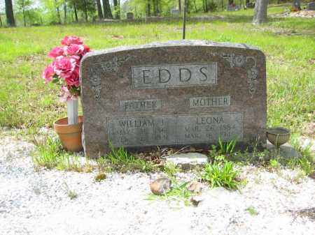 EDDS, WILLIAM J - Garland County, Arkansas | WILLIAM J EDDS - Arkansas Gravestone Photos