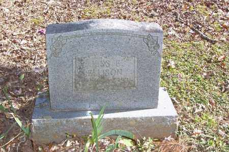 ELLISON, JESS E. - Garland County, Arkansas | JESS E. ELLISON - Arkansas Gravestone Photos