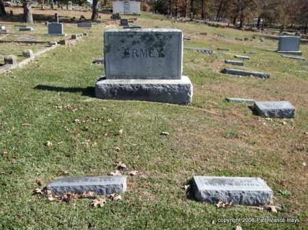 ERMEY, FAMILY MONUMENT - Garland County, Arkansas | FAMILY MONUMENT ERMEY - Arkansas Gravestone Photos