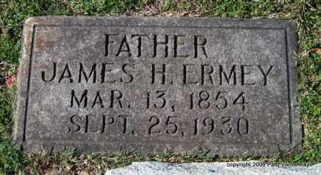 ERMEY, JAMES H. - Garland County, Arkansas | JAMES H. ERMEY - Arkansas Gravestone Photos