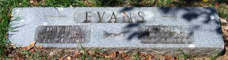 EVANS, GOLDIE L. - Garland County, Arkansas | GOLDIE L. EVANS - Arkansas Gravestone Photos