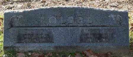 FOLBRE, BONNIE JEAN - Garland County, Arkansas | BONNIE JEAN FOLBRE - Arkansas Gravestone Photos
