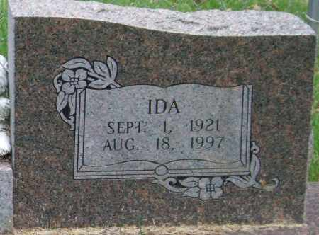 FORD, IDA (CLOSE UP) - Garland County, Arkansas | IDA (CLOSE UP) FORD - Arkansas Gravestone Photos