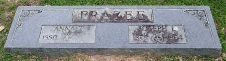 FRAZEE, JOSEPH L. - Garland County, Arkansas | JOSEPH L. FRAZEE - Arkansas Gravestone Photos