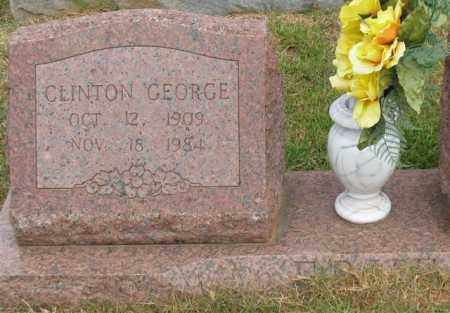 FRYE, CLINTON GEORGE - Garland County, Arkansas | CLINTON GEORGE FRYE - Arkansas Gravestone Photos