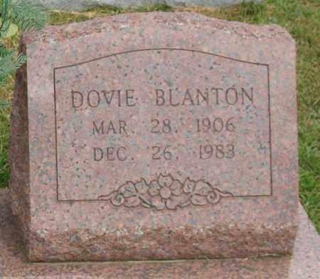 BLANTON FRYE, DOVIE - Garland County, Arkansas | DOVIE BLANTON FRYE - Arkansas Gravestone Photos