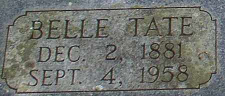 TATE GARDENHIRE, BELLE (CLOSE UP) - Garland County, Arkansas | BELLE (CLOSE UP) TATE GARDENHIRE - Arkansas Gravestone Photos