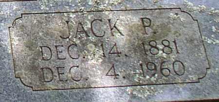 GARDENHIRE, JACK P. (CLOSE UP) - Garland County, Arkansas | JACK P. (CLOSE UP) GARDENHIRE - Arkansas Gravestone Photos