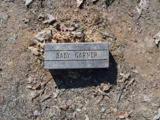 GARNER, BABY - Garland County, Arkansas | BABY GARNER - Arkansas Gravestone Photos