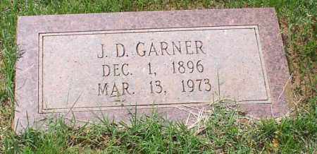 "GARNER, JUDGE DUFFIE ""J D"" - Garland County, Arkansas 