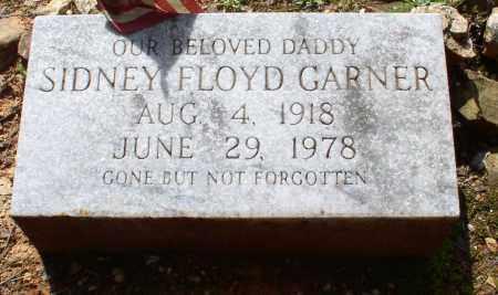 GARNER (VETERAN WWII), SIDNEY FLOYD - Garland County, Arkansas | SIDNEY FLOYD GARNER (VETERAN WWII) - Arkansas Gravestone Photos