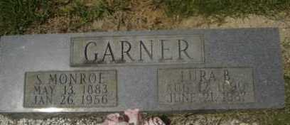 GARNER, LURA B. - Garland County, Arkansas | LURA B. GARNER - Arkansas Gravestone Photos