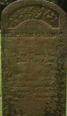 GARNER, STEPHEN - Garland County, Arkansas | STEPHEN GARNER - Arkansas Gravestone Photos