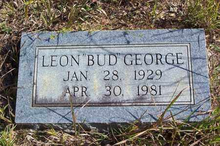 "GEORGE, LEON ""BUD"" - Garland County, Arkansas 
