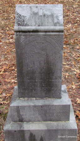GLENN, BARZILLIA - Garland County, Arkansas | BARZILLIA GLENN - Arkansas Gravestone Photos
