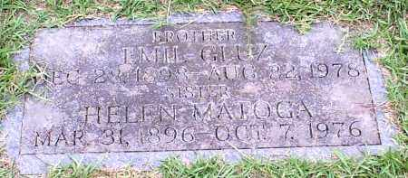 MATOGA, HELEN - Garland County, Arkansas | HELEN MATOGA - Arkansas Gravestone Photos