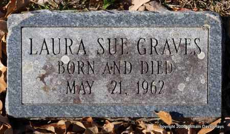 GRAVES, LAURA SUE - Garland County, Arkansas | LAURA SUE GRAVES - Arkansas Gravestone Photos