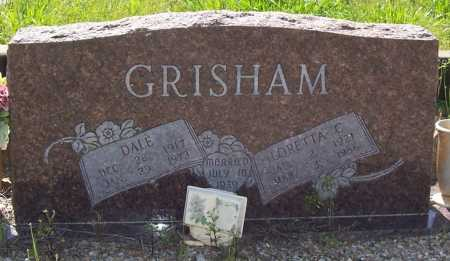 GRISHAM, DALE - Garland County, Arkansas | DALE GRISHAM - Arkansas Gravestone Photos