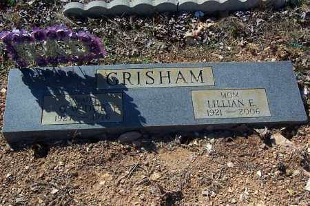 GRISHAM, LILLIAN E. - Garland County, Arkansas | LILLIAN E. GRISHAM - Arkansas Gravestone Photos