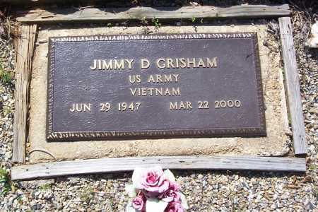 GRISHAM (VETERAN VIET), JIMMY D. - Garland County, Arkansas | JIMMY D. GRISHAM (VETERAN VIET) - Arkansas Gravestone Photos