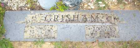 GRISHAM, LONIE J - Garland County, Arkansas | LONIE J GRISHAM - Arkansas Gravestone Photos