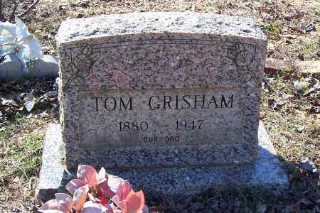GRISHAM, TOM - Garland County, Arkansas | TOM GRISHAM - Arkansas Gravestone Photos