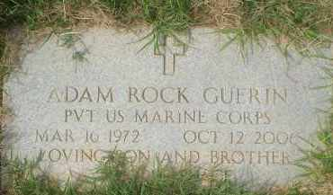 GUERIN (VETERAN), ADAM ROCK - Garland County, Arkansas | ADAM ROCK GUERIN (VETERAN) - Arkansas Gravestone Photos