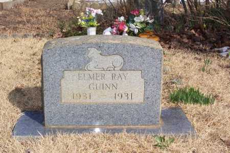 GUINN, ELMER RAY - Garland County, Arkansas | ELMER RAY GUINN - Arkansas Gravestone Photos