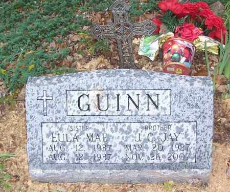 "GUINN, J. C. ""JAY"" - Garland County, Arkansas 