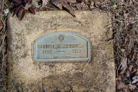 GUINN, LUTHER C. - Garland County, Arkansas   LUTHER C. GUINN - Arkansas Gravestone Photos