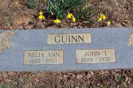 GUINN, JOHN T. - Garland County, Arkansas | JOHN T. GUINN - Arkansas Gravestone Photos