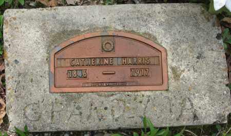 HARRIS, CATHERINE - Garland County, Arkansas | CATHERINE HARRIS - Arkansas Gravestone Photos