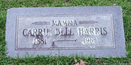 HARRIS, CARRIE BELL - Garland County, Arkansas | CARRIE BELL HARRIS - Arkansas Gravestone Photos