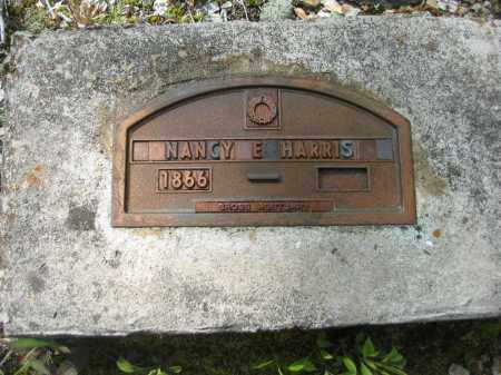 HARRIS, NANCY E. - Garland County, Arkansas | NANCY E. HARRIS - Arkansas Gravestone Photos