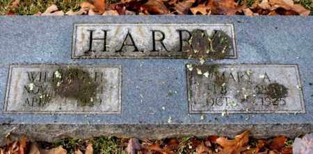HARRY, MARY A. - Garland County, Arkansas | MARY A. HARRY - Arkansas Gravestone Photos