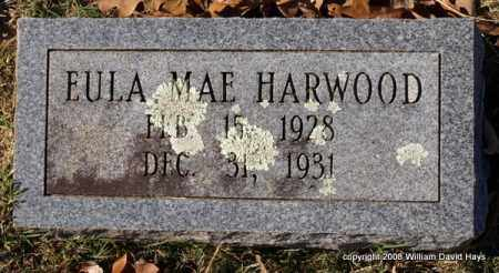 HARWOOD, EULA MAE - Garland County, Arkansas | EULA MAE HARWOOD - Arkansas Gravestone Photos