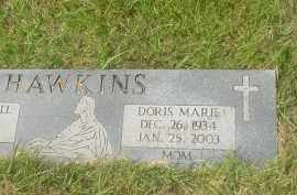 HAWKINS, DORIS MARIE - Garland County, Arkansas | DORIS MARIE HAWKINS - Arkansas Gravestone Photos