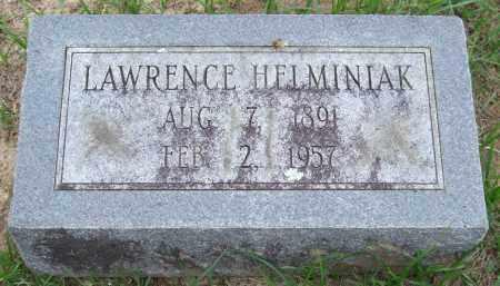 HELMINIAK, LAWRENCE - Garland County, Arkansas | LAWRENCE HELMINIAK - Arkansas Gravestone Photos