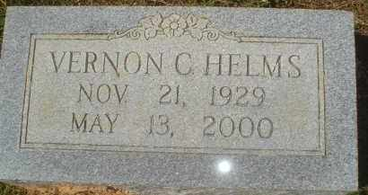 HELMS, VERNON C. - Garland County, Arkansas | VERNON C. HELMS - Arkansas Gravestone Photos