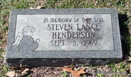 HENDERSON, STEVEN LANCE - Garland County, Arkansas | STEVEN LANCE HENDERSON - Arkansas Gravestone Photos